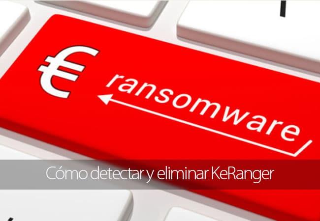 Cómo detectar y eliminar KeRanger, el primer ransomware para Mac OS X
